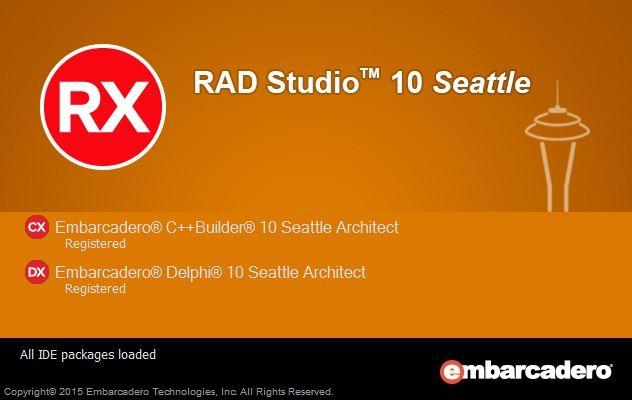 Rad Studio 10 Seattle