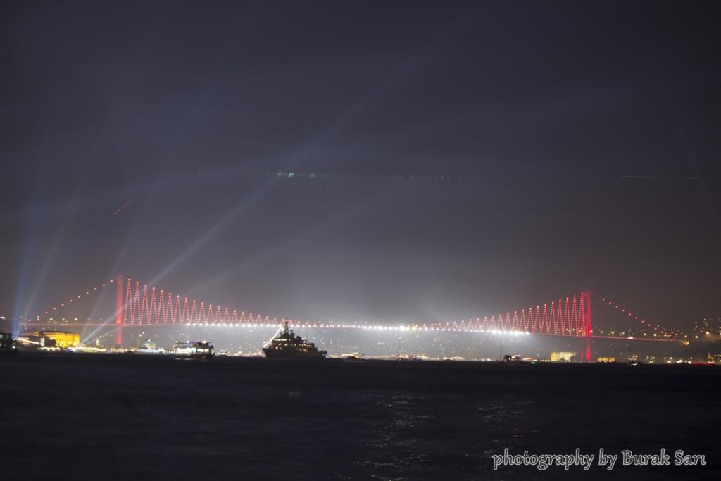 İstanbul Boğazı - Kabataş